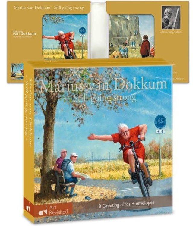 Art Revisited | Marius van Dokkum | 4 x 2 | Still going strong