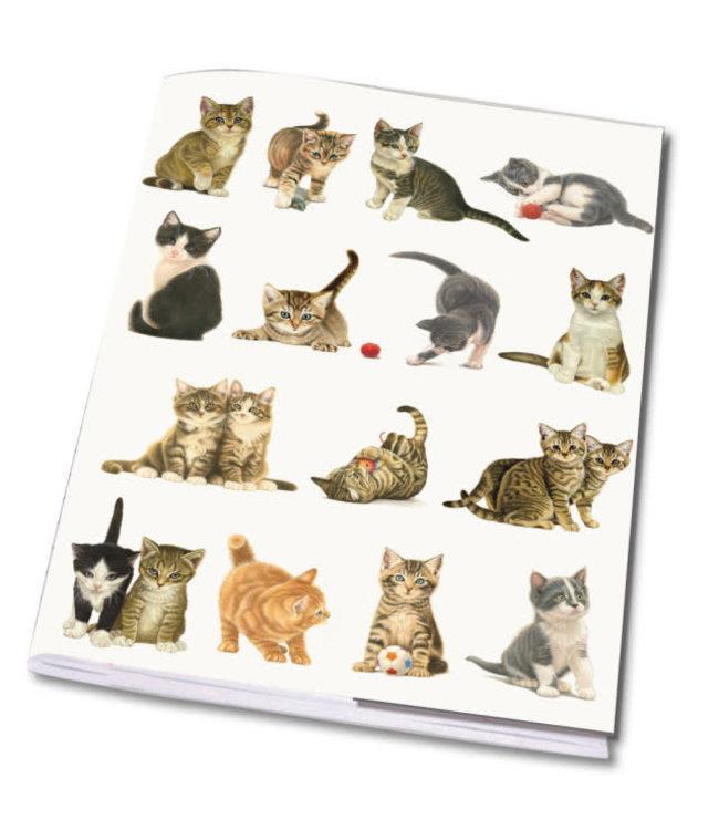 Schrift A5 | Francien van Westering | Katten