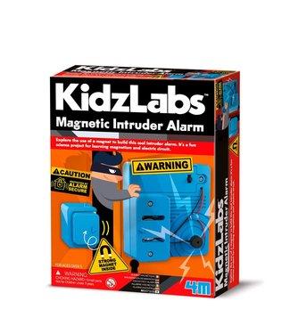 4M 4M Kidzlabs | Magnetisch Alarm | 5+