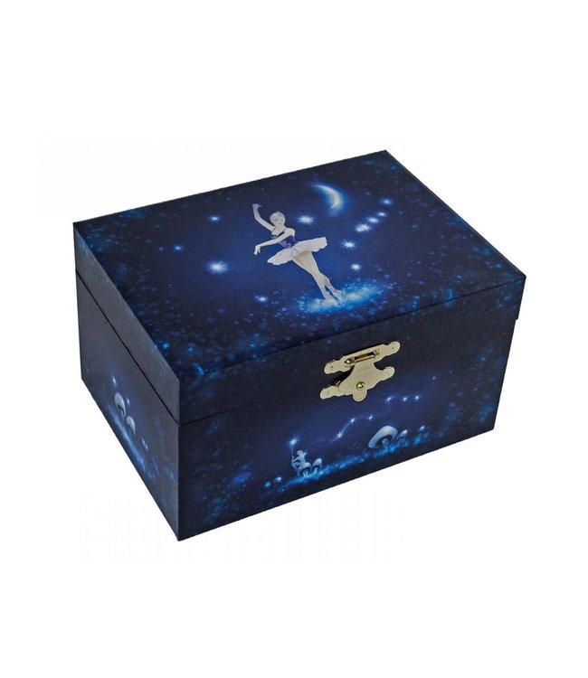 Trousselier | Music Box | Ballet Dancer | Figurine Ballerina