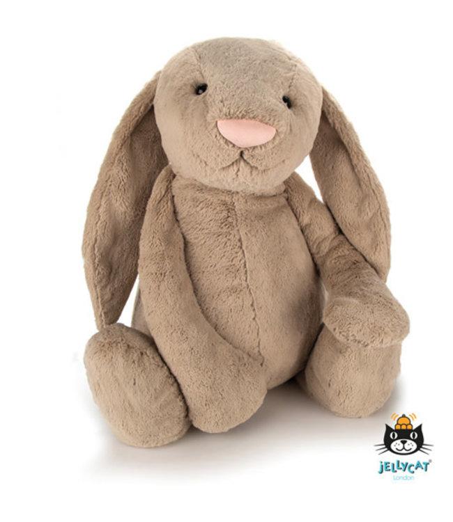 Jellycat | Bashful Bunny | Beige | Really Really Big | 108 cm | 0+