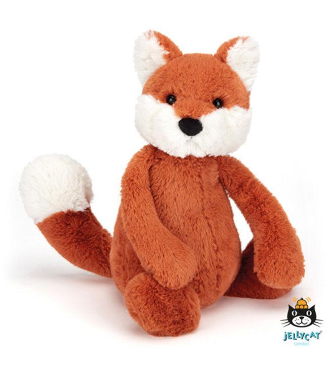 Jellycat   Bashful Fox Cub   Small   18 cm   0+