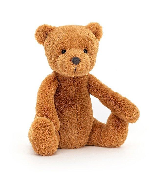 Jellycat | Ginger Bear | Small | 17 cm | 0+