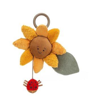 Jellycat Jellycat | Activity Toy | Fleury Sunflower | 20 cm | 0+