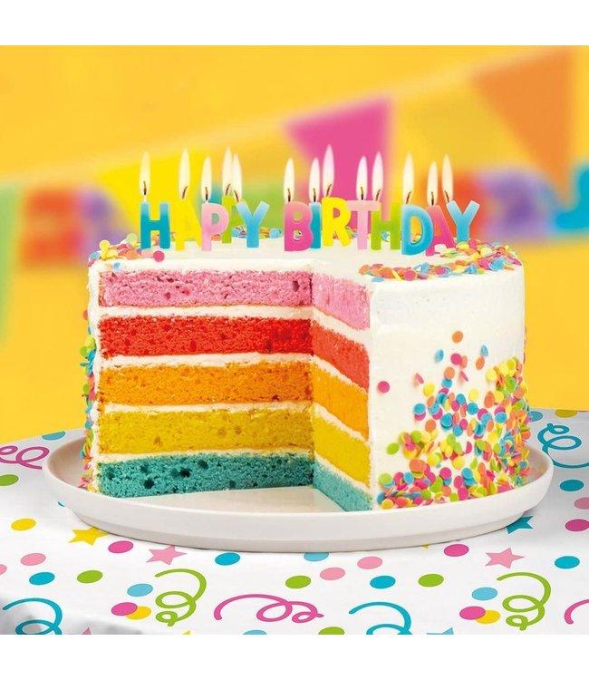 Boland | Kaarsjes | Birthday | 13 delig