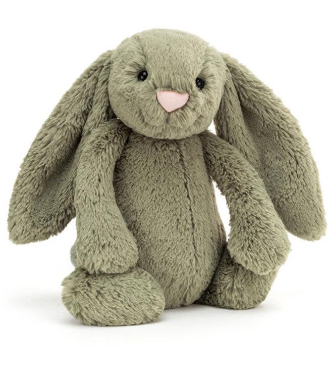 Jellycat   Bashful Bunny   Fern   Medium   31 cm   0+