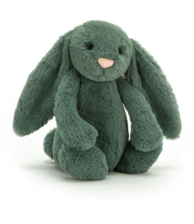 Jellycat Bashful Forest Bunny   31 cm