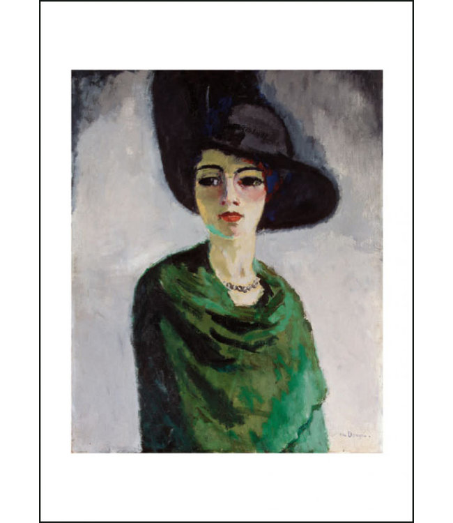 Bekking & Blitz | Kees van Dongen | Lady in a Black Hat