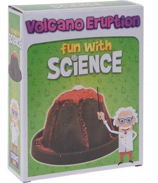 Fun Wtih Science | Speelset Science | Vulkaanuitbarsting | 8+