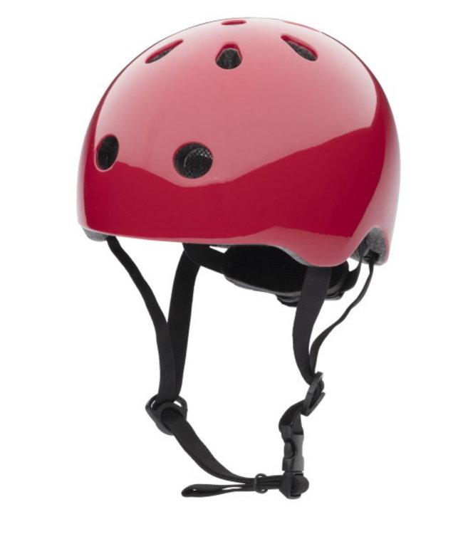 CoConuts Helmet | Maat XS | 44 - 51 cm | 240 gram | Ruby Red | +18 maanden
