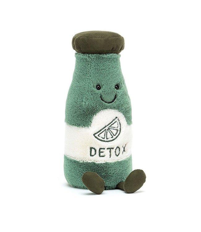 Jellycat | Amuseable Juice  | Detox | 19 cm | 0+