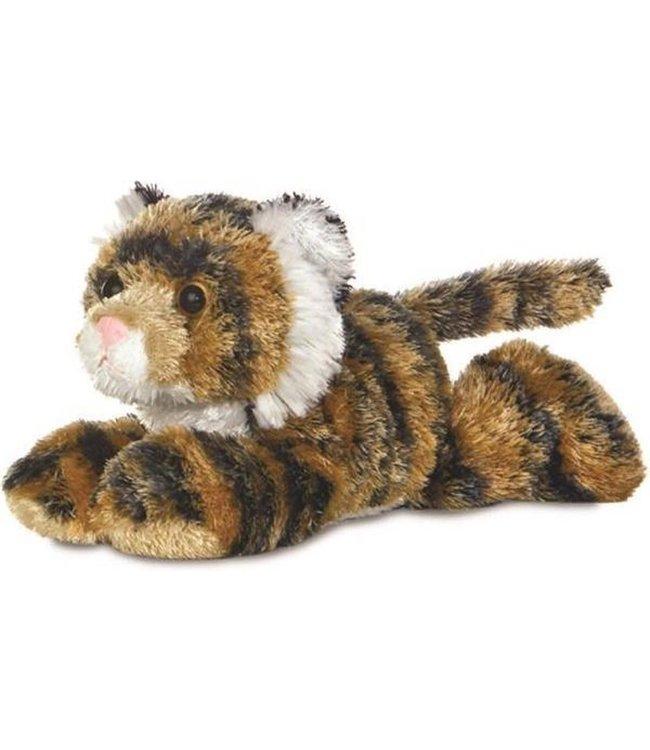 Aurora | Mini Flopsie | Bengaalse tijger Tanya | 20,5 cm | 0+