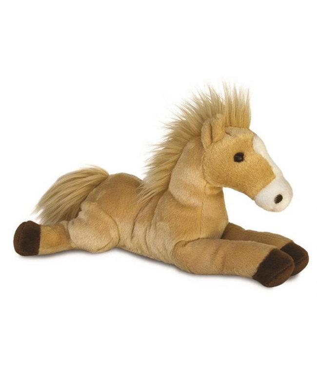 Aurora | Flopsie | Butterscotch Horse | 30.5 cm | 0+