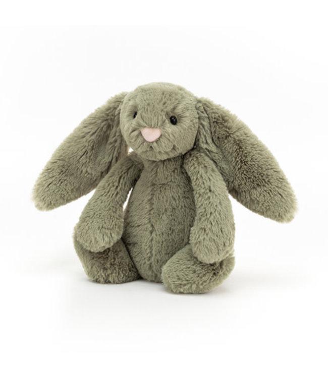 Jellycat | Bashful Bunny | Fern | Small | 18 cm | 0+