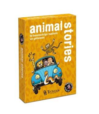 Black Stories | Animal Stories | 12+