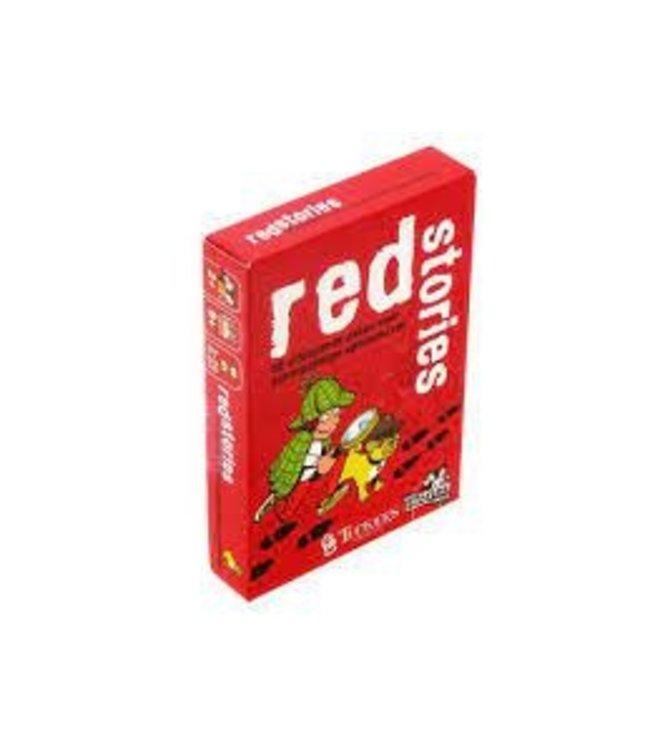 Black Stories   Red Stories   12+