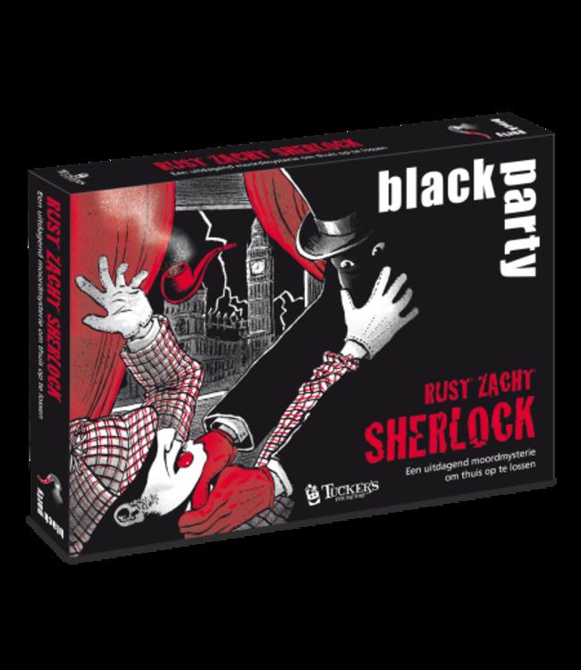 Black Stories | Black Party | Rust Zacht Sherlock| 12+