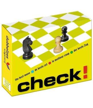Schaakspel | Check! De beste zet | 8+