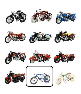 New Ray NEW RAY INDIAN 1:32 SCALE MOTORCYCLE 8+