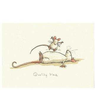 Two Bad Mice   Anita Jeram   Quality Time