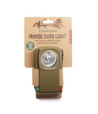 Kikkerland | Huckleberry Morse Code Light | 8+