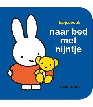 Naar Bed met Nijntje    Flapjesboek   2+