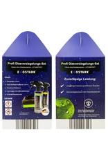 Exostark Fahrzeugpflege Set 2 in 1 Profi Glasversiegelung Nanoversiegelung