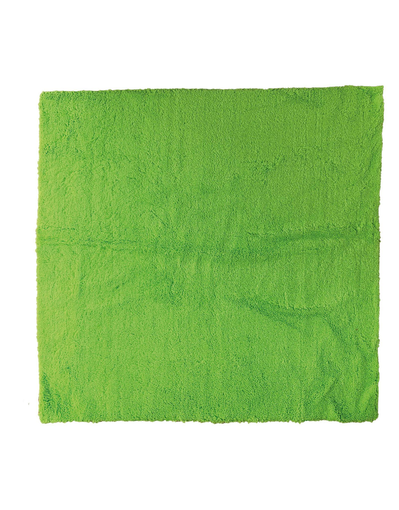 Exostark Profi Poliertuch mit zwei Seiten (ÖkoTex100) 40x40 cm