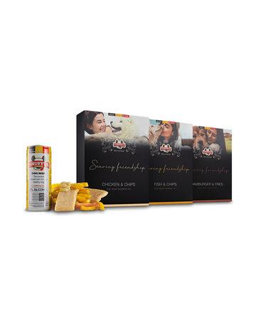 Snuffle Delicious Box 3 Flavors