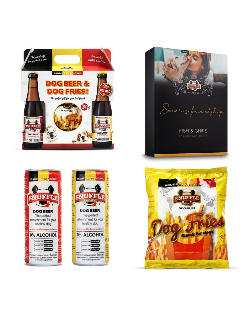 Snuffle Starter Pack Fish & Chips