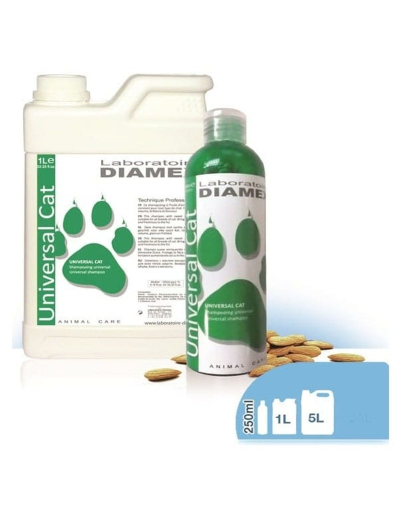 Diamex Diamex Shampoo Universal Cat 250 ml