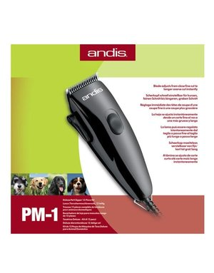 Andis Andis Deluxe Pet Clipper Kit