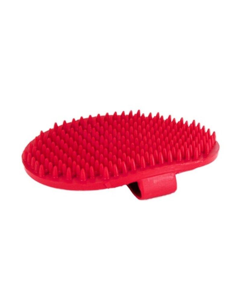 Grooming Tools Rubber borstel Ovaal