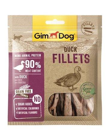 Gimborn Gimdog duck fillets with green tea
