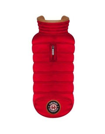 Milk&Pepper Campus Coat Red