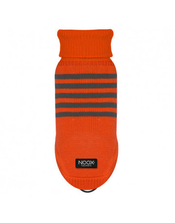 Noox Discovery Sweater Orange