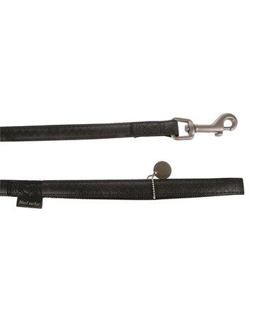 Macleather Macleather looplijn zwart