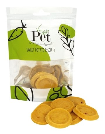 Veggie pet Veggie pet sweet potato biscuits