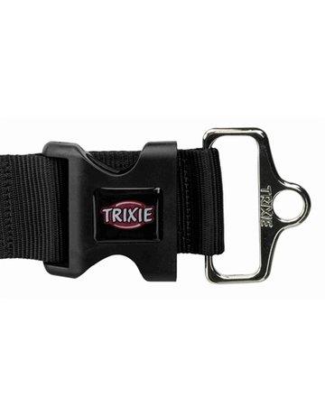 Trixie Trixie halsband hond premium bordeaux