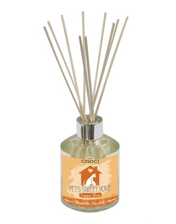 Croci Croci pet's sweet home parfum diffuser citrus