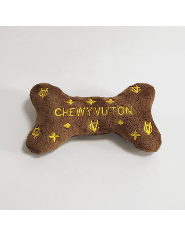 CatwalkDog CatwalkDog Hondenspeelgoed Chewy Vuiton Bone