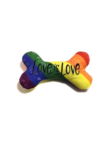 CatwalkDog CatwalkDog Hondenspeelgoed Love Is Love Bone