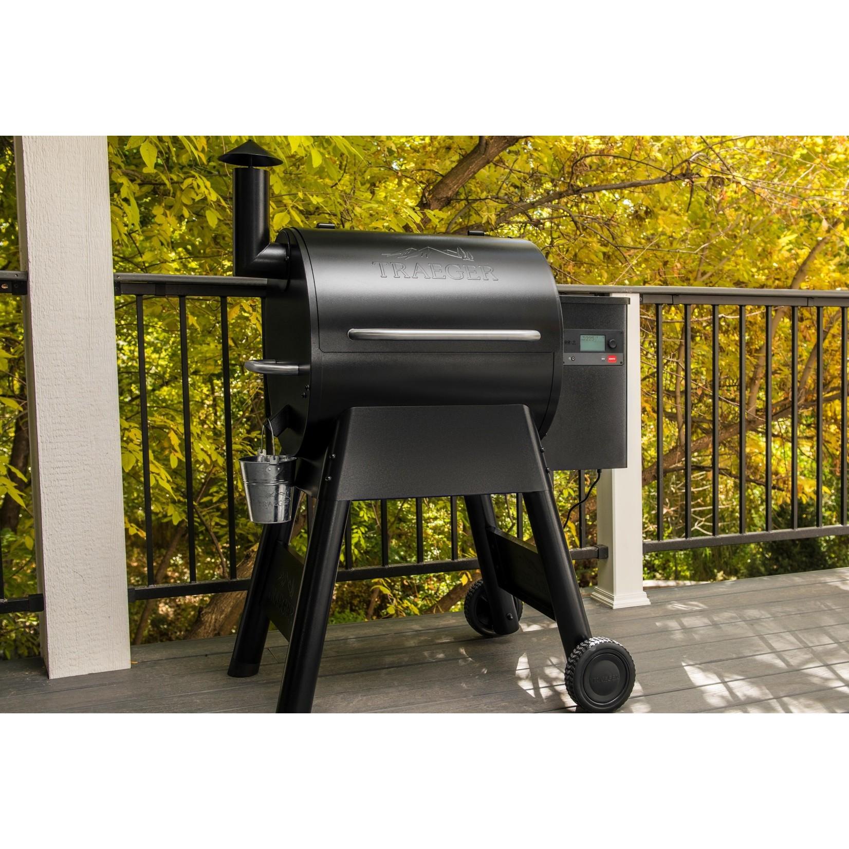 Traeger Traeger pellet grill Pro 575 Black