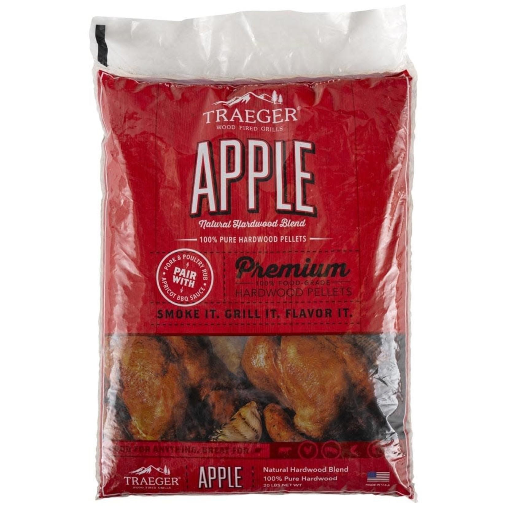 Traeger Traeger Apple pellets 9 kg