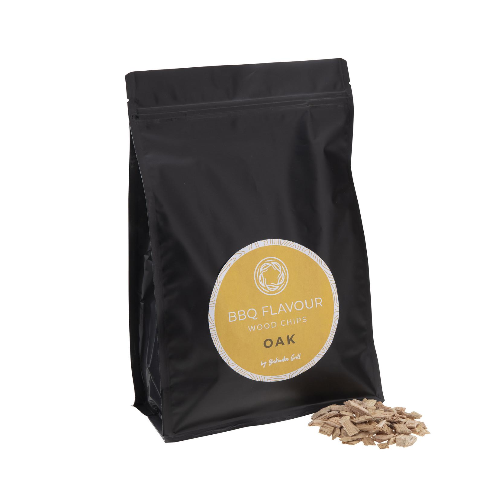BBQ Flavour BBQ Flavour Rookhout chips Oak 500gr