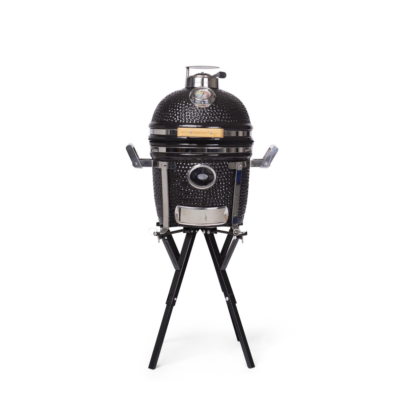 "Yakiniku Yakiniku 13"" compact grill met draagbaar onderstel"