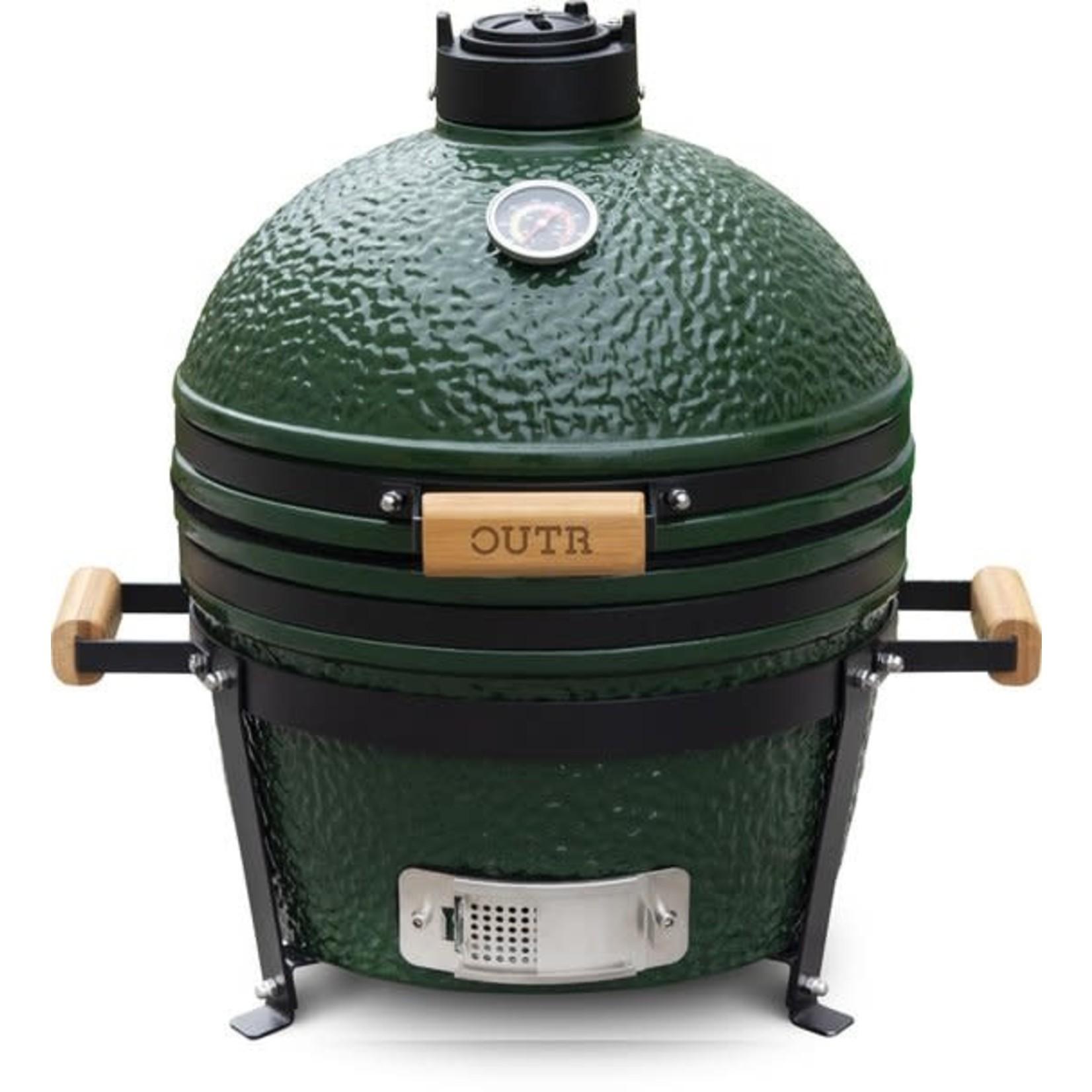 Outr Outr kamado grill medium 40 groen