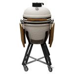 Outr kamado grill Medium 50 wit