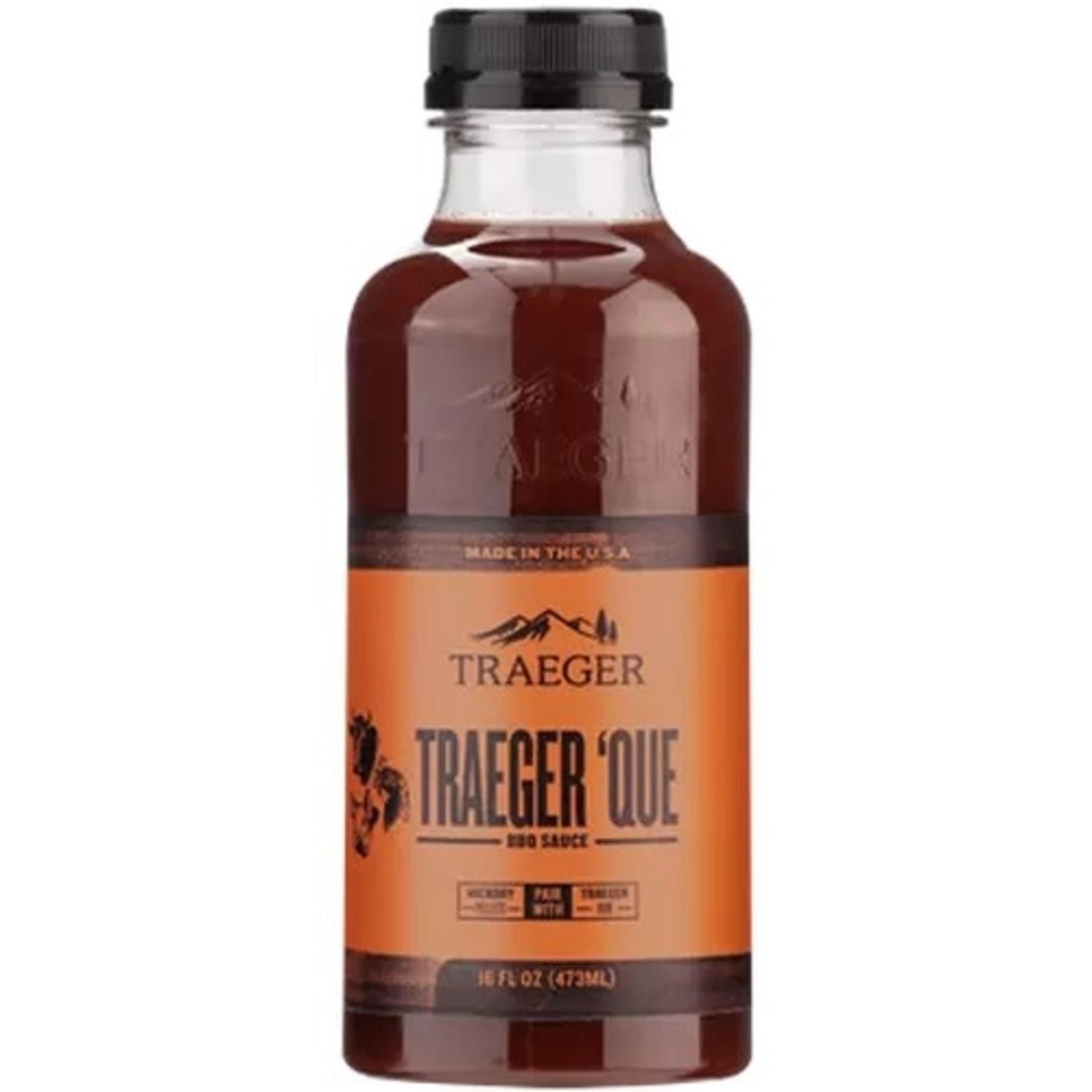 Traeger Traeger BBQ sauce  Traeger 'Que