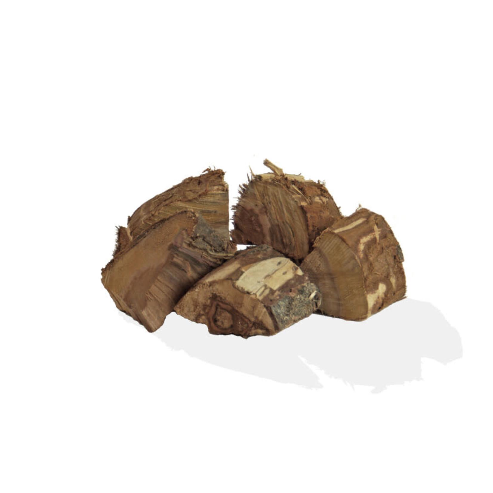 BBQ Flavour BBQ Flavour rookhout chunck Apricot 2.4 kg